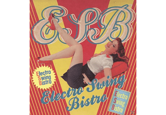 VARIOUS - electro swing bistro - (CD)