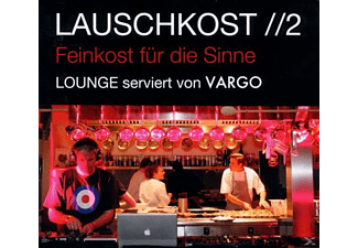 various/vargo - lauschkost vol.2 - (CD)