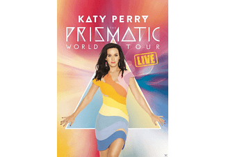 Katy Perry - The Prismatic World Tour Live - (DVD)