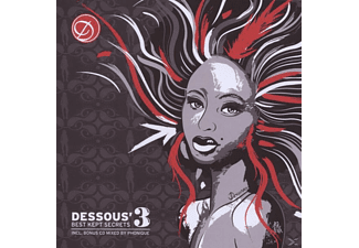 VARIOUS - Dessous' - Best Kept Secrets 3 - (CD)