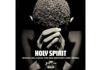 VARIOUS - Holy Spirit - (CD)