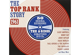 VARIOUS - The Top Rank Story 1961 [CD]
