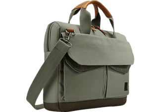 "CASE LOGIC Notebook Tasche 15.6"" LoDo Attache, grün (LODA115PTG)"