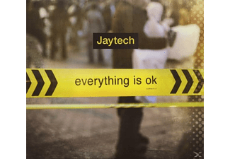 Jaytech - Everything Is Ok - (CD)