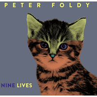 Peter Foldy - Nine Lives [CD]