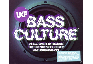 VARIOUS - Ukf Bass Culture - (CD)