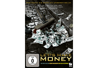 Let's Make Money [DVD]