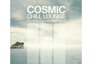 VARIOUS - Cosmic Chill Lounge Vol.5 - (CD)