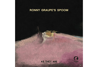 Ronny Graupe`s Spoom - AS THEY ARE (+DOWNLOAD) - (Vinyl)