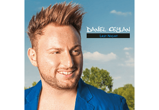 Daniel Ceylan - Last Night - (Maxi Single CD)
