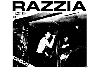 Razzia - Rest Of 1981-1992 Vol.1 - (CD)