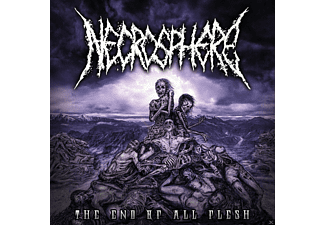 Necrosphere - The End Of All Flesh - (CD)