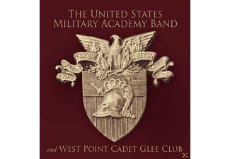 US Military Academy Band/West Point Cadet - The US Military Academy Band - (CD)