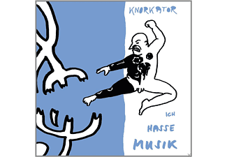 Knorkator - Ich Hasse Musik - (CD)