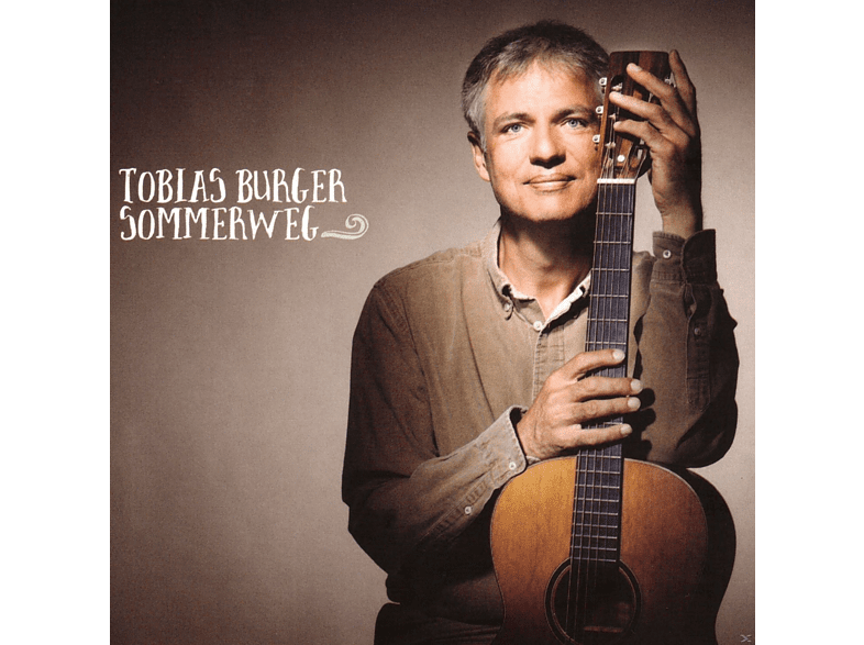 Tobias Burger - Sommerweg [CD]