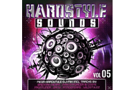 VARIOUS - Hardstyle Sounds Vol.5 [CD]