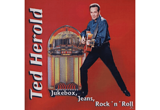 Ted Herold - Jukebox, Jeans, Rocknroll - (CD)