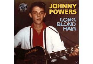 Johnny Powers - Long Blond Hair - (CD)