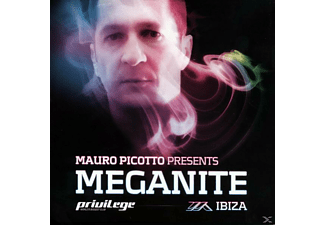 Mauro Picotto - Meganite Ibiza 2008 - (CD)