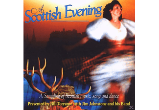 Bill Torrance - A Scottish Evening - (CD)