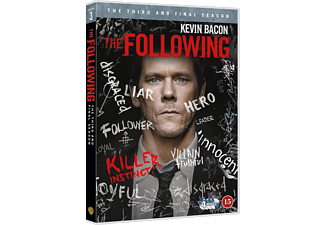 The Following S3 DVD