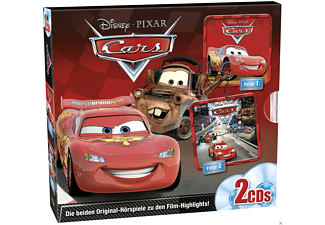WARNER MUSIC GROUP GERMANY Cars Box (Teil 1+2)