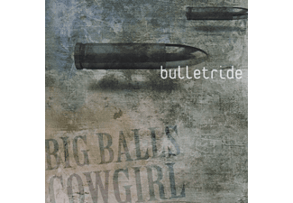 Big Balls Cowgirl - Bulletride [CD]