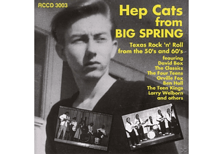 VARIOUS - Hep Cats From Big Spring - (CD)