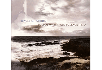 Julian Waterfall Trio Pollack - Waves Of Albion - (CD)