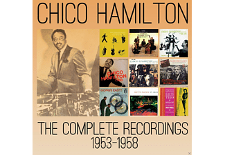 Chico Hamilton - The Complete Recordings 1953-1958 - (CD)