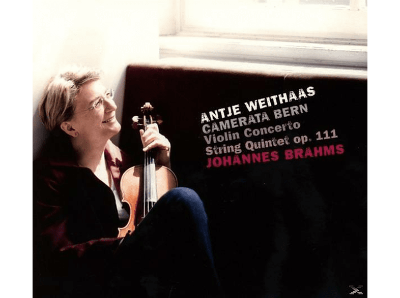 Antje Weithaas, Camerata Bern - Violin Concerto / String Quintet Op. 111 [CD]