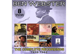 Ben Webster - The Complete Recordings: 1952-1959 - (CD)
