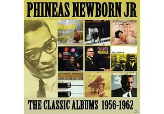 Phineas Newborn, Jr. - The Classic Albums 1956-1962 - (CD)
