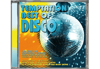 VARIOUS - Best Of Disco-Temptation - (CD)