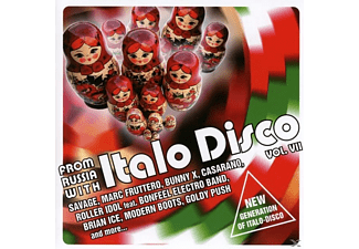 VARIOUS - From Russia With Italo Disco Vol.7 - (CD)