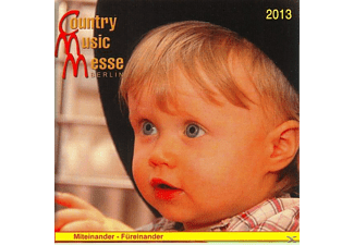 VARIOUS - Country Musicmesse Berlin 2013 - (CD)