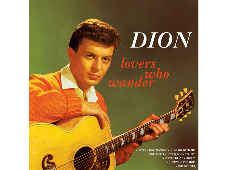 Dion - Lovers Who Wander [CD]