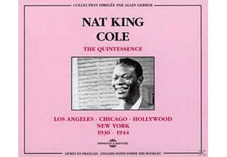 Nat King Cole - The Quintessence - (CD)