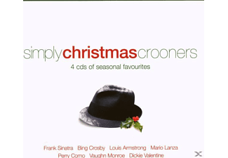 VARIOUS - Simply Christmas Crooners - (CD)