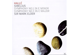 The Halle Orchestra - Sinfonien 1+3 - (CD)