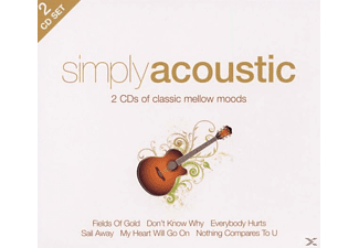 VARIOUS - Simply Acoustic - (CD)