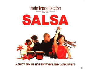 VARIOUS - Salsa-Intro Collection - (CD)
