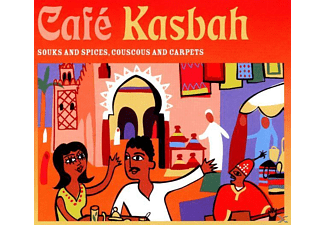VARIOUS - Cafe Kasbah (3cd) - (CD)