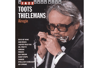 Toots Tielemans - Airegin - (CD)