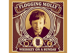 Flogging Molly - Whiskey On A Sunday [CD]