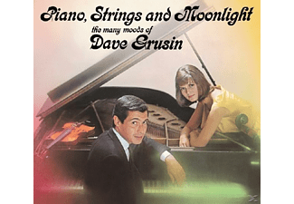 Dave Grusin - The Many Moods Of - (CD)