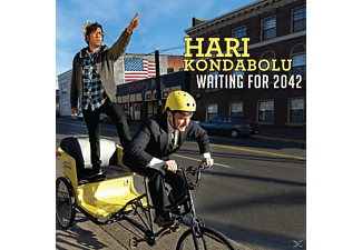 Hari Kondabolu - Waiting For 2042 - (CD)