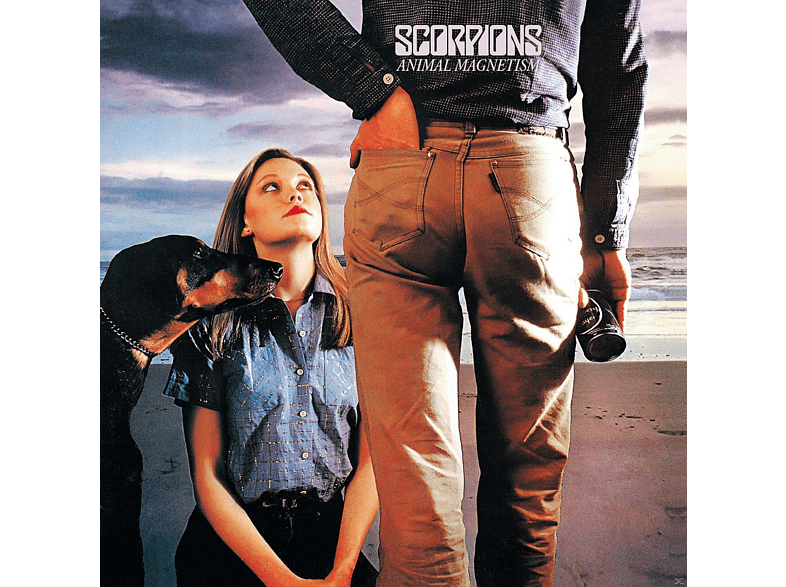 Scorpions - Animal Magnetism (50th Anniversary Deluxe Edition) [CD]
