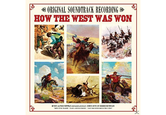 VARIOUS - How The West Was Won - (Vinyl)