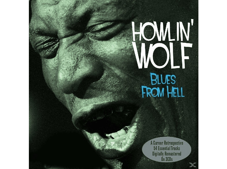 Howlin' Wolf - Blues From Hell [CD]